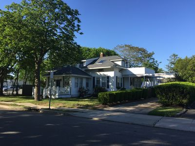 Photo for Westhampton Beach--5 Bedroom 3 Bath Home with New Heated Pool and Spa.