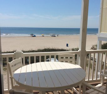 Photo for Carolina Breeze - Carolina Beach Oceanfront Great Views - Pet Friendly