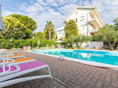 Photo for Gorgeous Apartment in Loano with Swimming Pool