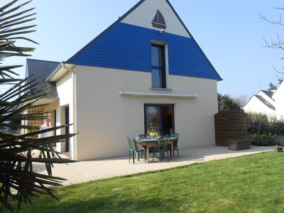 Photo for holiday home Brittany south 6 persons 300m from the beach in quiet village