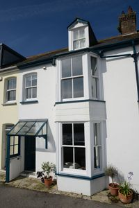 Photo for Delightful 3- bedroom Victorian terraced house, with spectacular harbour views