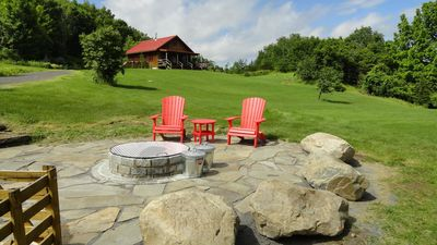 Photo for New Mountain Home on 56 acres with outdoor year round hot tub