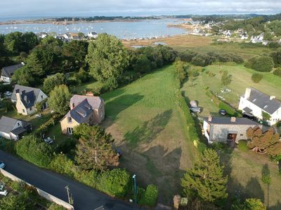 Photo for Villa 10 pers 100m from the sea Brittany Port-Blanc