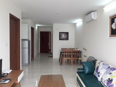Photo for MHG Home Standard Apartment with 2 Bedrooms/Private Bathroom/Nice View