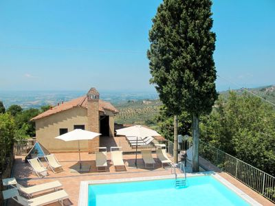 Photo for Vacation home Terrazza di Montalbano (VIN160) in Vinci - 16 persons, 6 bedrooms