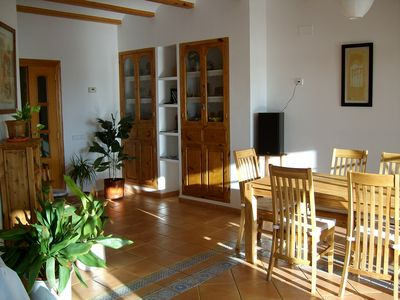 Photo for Holiday rental Cottage in Alborache (Valencia)