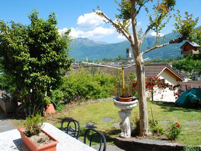 Photo for 1BR Apartment Vacation Rental in Cugnasco, Locarno