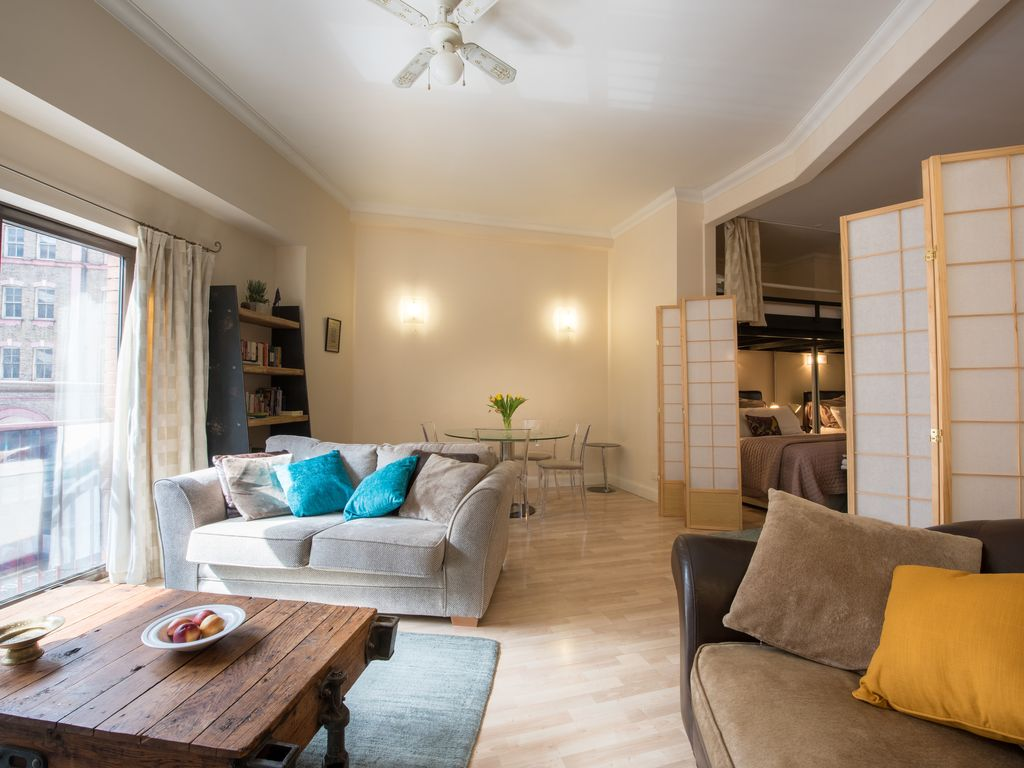 Central London Zone 1 Apartment 70m2 With Swim Pool Gym Sauna Vacation Apartment For Rent In