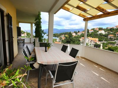 Photo for Apartments Boro (33301-A1) - Splitska - island Brac