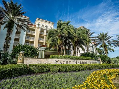 Photo for 3 BR 479 Intracoastal View Condo- Private Beach- Water Park- Award Winning Golf