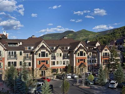 Photo for Modern Vail Luxury. 2 Bedroom Superior Ski-in/Ski-out Condo, Hot Tub, Pool