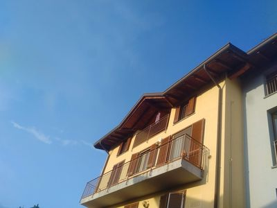 Photo for Mazzoleni Top floor attic apartment with lift