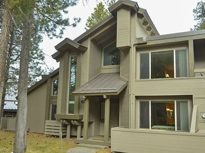 Photo for Fun updated condo in the heart of Sunriver, A/C & WIFI included
