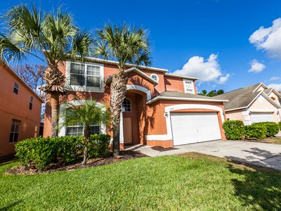Photo for Gorgeous 7 bedroom home.  Only 8 minutes from Disney.