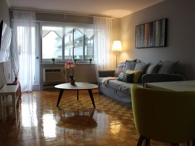 Photo for Luxury in The Heart of DT close to Bars and bell center