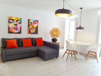 Photo for Fully equipped apartment in the heart of Lisbon