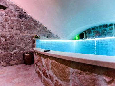 Photo for St. Peter's in Love - Honeymoon suite with small pool