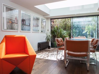 Photo for Architects' House Central LDN - Two Bedroom House, Sleeps 4