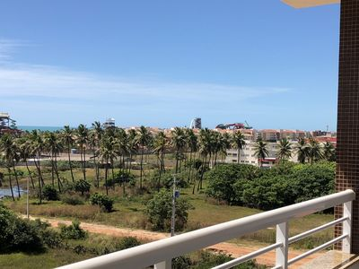 Photo for Penthouse Duplex sea view - 10 people - minutes from Beach Park