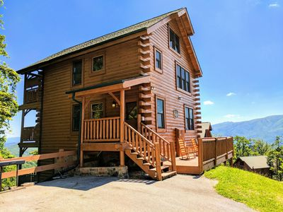 Photo for 3 BR/3BA W/Loft In The Preserve Resort. Sleeps 14. Beautiful Views!