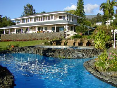 Photo for 7BR Estate Vacation Rental in Holualoa, Hawaii