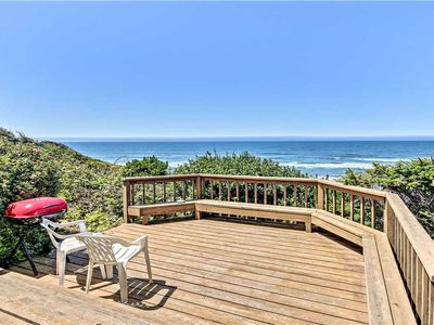 Photo for Beautiful, Family-Friendly South Beach Newport Oceanfront Home w/ Bunk Room!