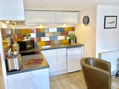 Photo for Number 57: A stylish modern apartment close to East Midlands Airport