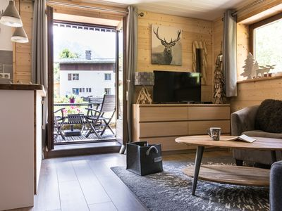 Photo for Apartment Cry is a cosy, stylish one bed with lovely terrace and garden
