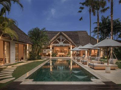Photo for Exclusive Luxury 7 bedroom Villa, Seminyak