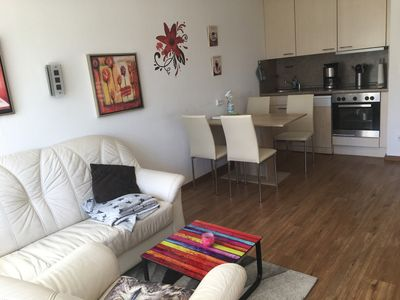 Photo for Apartment 2 - certified **, modern, child friendly, comfortable, wifi free