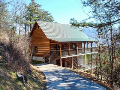 Photo for Amazing Views AND Privacy, Gorgeous Cabin, Bette's Paradise