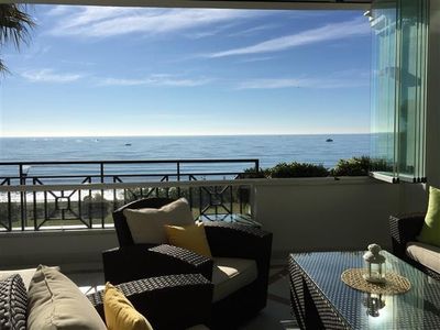 Photo for Renta Estepona Beach Big 1 Bedroom