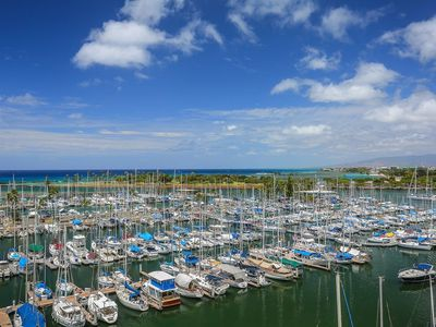 Photo for Aloha Condos, Ilikai Marina, Condo 992, Oceanfront, AC