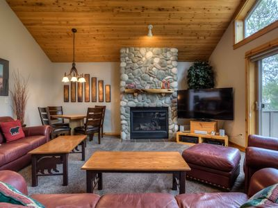 Photo for 3RD NIGHT FREE! Ultimate 7 Bdrm Luxury Lodge 6 KING Mstrs, New Interiors & SHARC