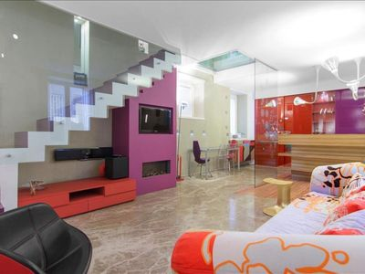 Photo for Calascione  apartment in San Ferdindando with WiFi, integrated air conditioning & lift.