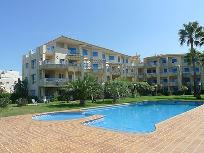 Photo for Apartment in Dénia with Lift, Parking, Internet, Washing machine (52363)