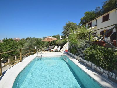 Photo for DOLCI COLLINE Villa on the hills - POOL, 50min from ROME