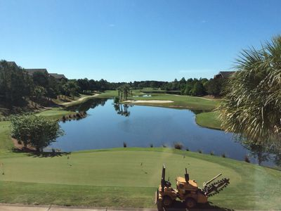 Photo for Free golf for two, near beach, great food!!!! Who could ask for more!!!