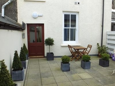 Photo for House in the center of Tenby with Washing machine (689850)