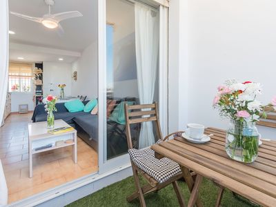 Photo for Modern and only a few steps from the sea - Apartamento soñaC soL