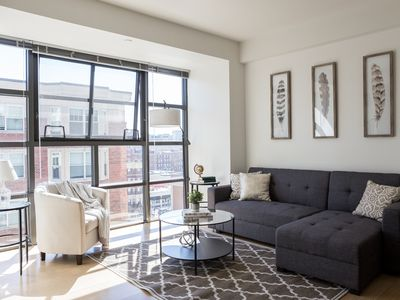 Photo for Sleek 1BR in Fenway by Sonder