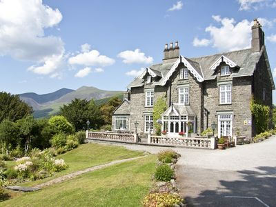 Photo for 10 bedroom accommodation in Keswick