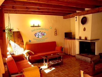 Photo for Rural Apartments Las Cabezadas for 4 people