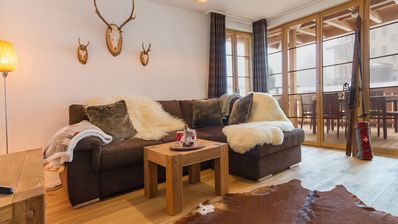 Photo for Brand new 2-bedroom Apartment in Wengen - Panoramapark Soleil Akroyd