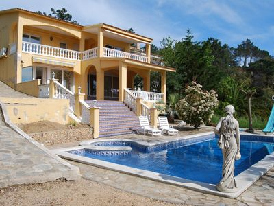 Photo for Beautiful house to 3. 5km from the beach