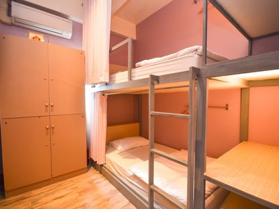 Photo for Female Dorm Room 4 Bunk Beds