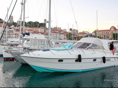 "Photo for Boat ""Mahi-Mahi"" Cannes, at the foot of the Palais des Festivals"