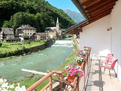 Photo for Apartment Ca' del Nore  in Fontainemore (AO), Aosta Valley - 4 persons, 2 bedrooms