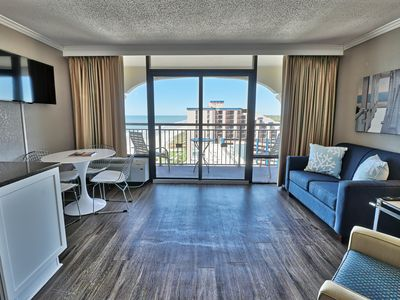 Photo for Penthouse Perfection with Skyline Ocean Views!