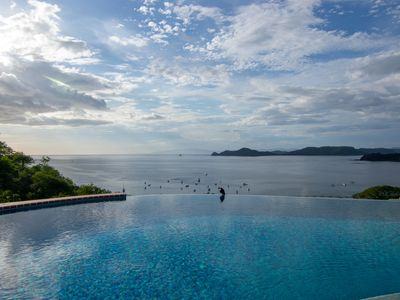 Photo for RARE!! Private Pool Stunning Ocean View Luxury Condo
